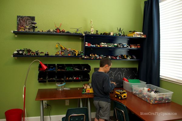 Cheap & Easy LEGO Storage Organizer - Happiness is Homemade**The ...