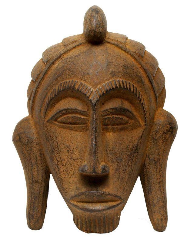 Ancêtre masculin Baoulé — Côte d'Ivoire –