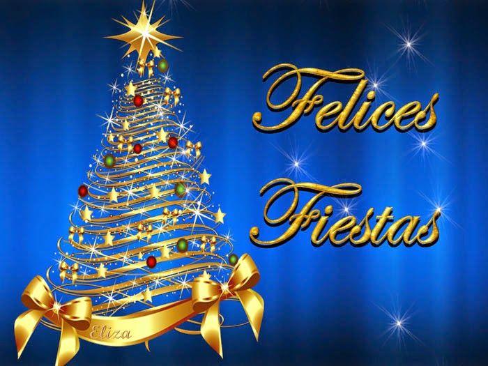 Felices Fiestas | Imagenes de felices fiestas, Felices fiestas tarjetas,  Frases felices fiestas