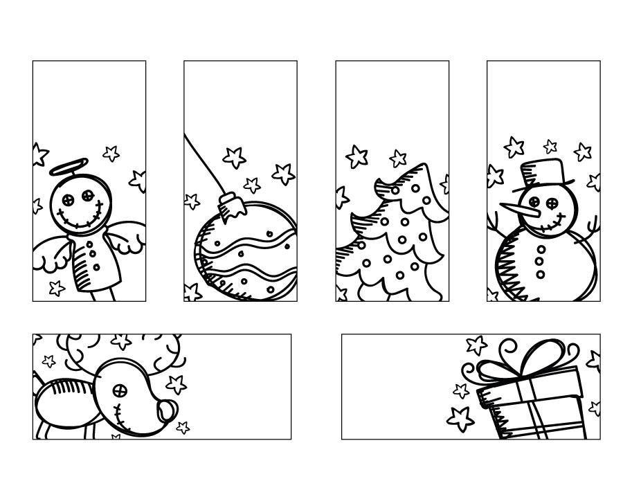 38 Coloriage Noel Cadeaux Imprimer