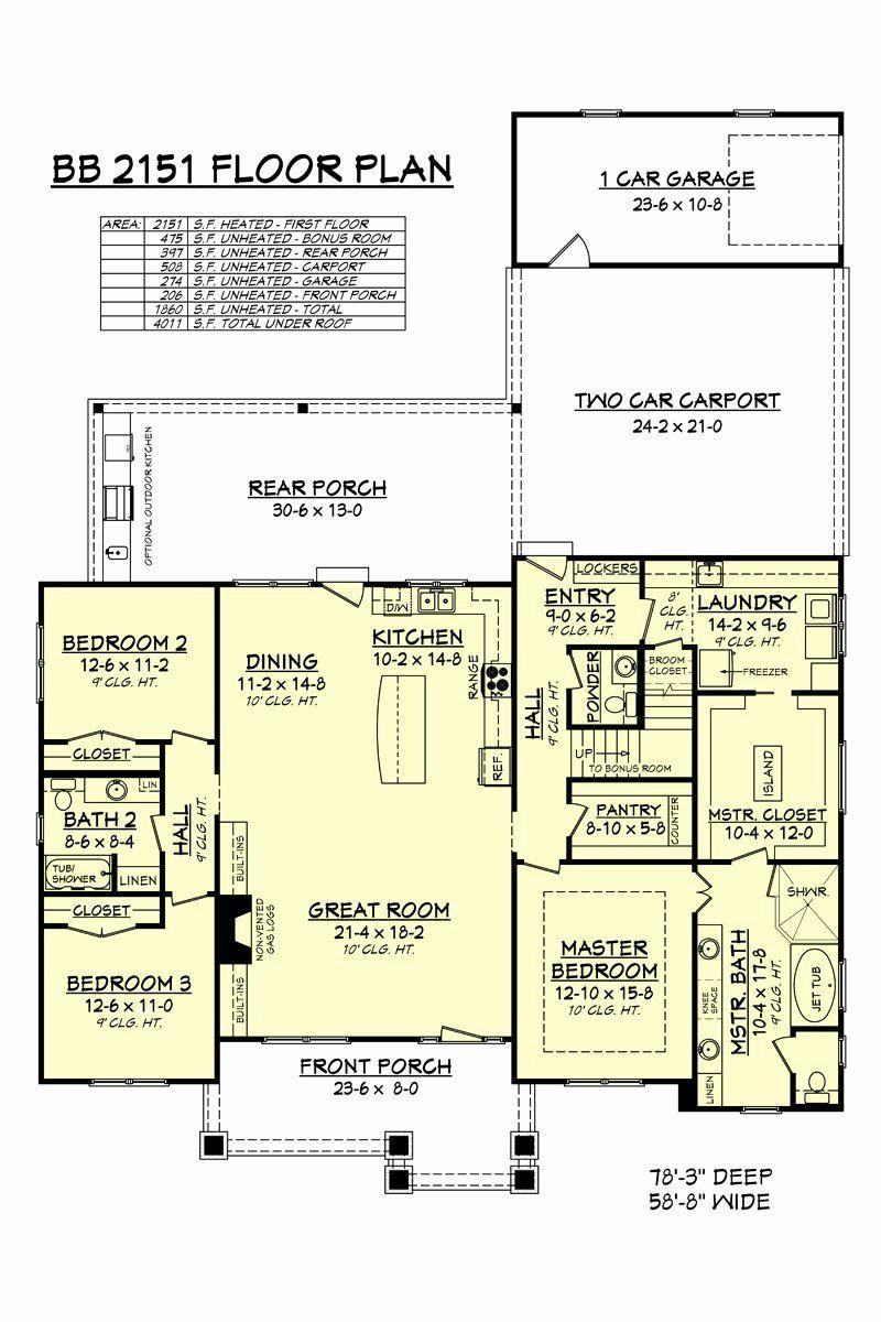 Pin On Basic House Plans Ideas Printable
