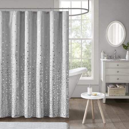 Home Gray Shower Curtains Vinyl Shower Curtains Luxury Shower