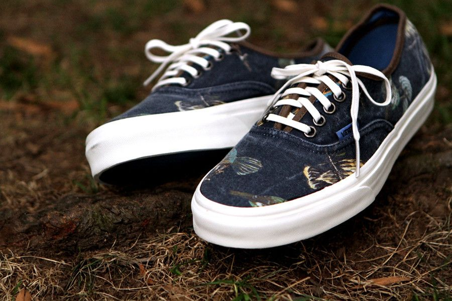 0d664e02f1 VANS Authentic CA 59 Era - Birds Navy