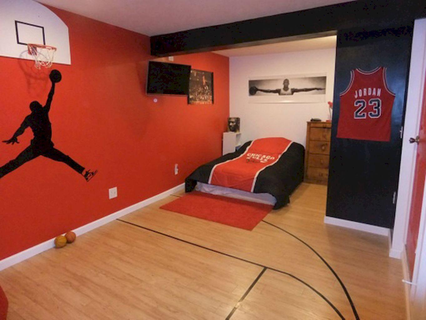 Amazing Awesome 50 Sport Bedroom Design Ideas Remodel For Boys  Https://livingmarch.com/50 Sport Bedroom Ideas Boys/