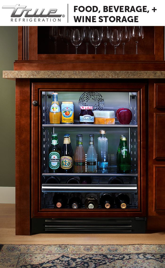A Beverage Center Is The Perfect Unit For Those Needing A Little
