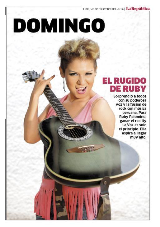 Revista Domingo 28-12-2014