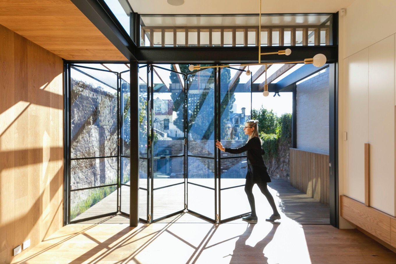 Steel Windows And Doors Melbourne Steel Doors Steel Frame Doors