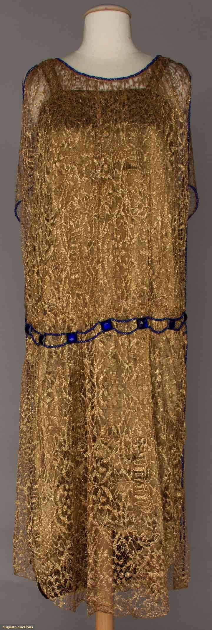 Metallic gold lace evening dress s s style pinterest