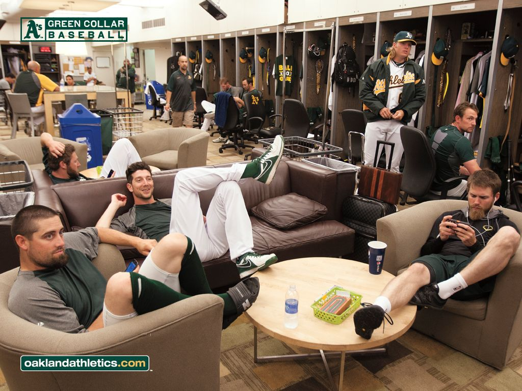 Oakland Athletics Clubhouse Magazine August Issue