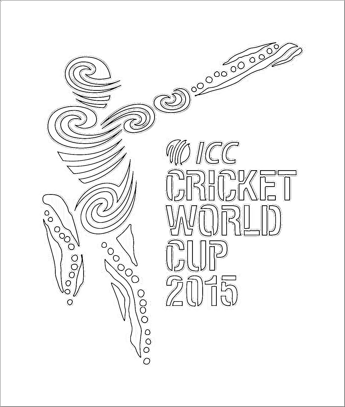 cricket colouring in pages - Google Search | Cricket | Pinterest