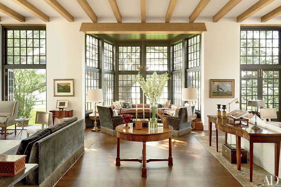 Delightful This Lakefront Louisiana Home Channels Cape Dutch Style. Baton Rouge ...
