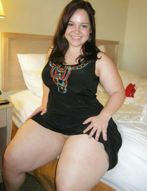 Big women with thick legs