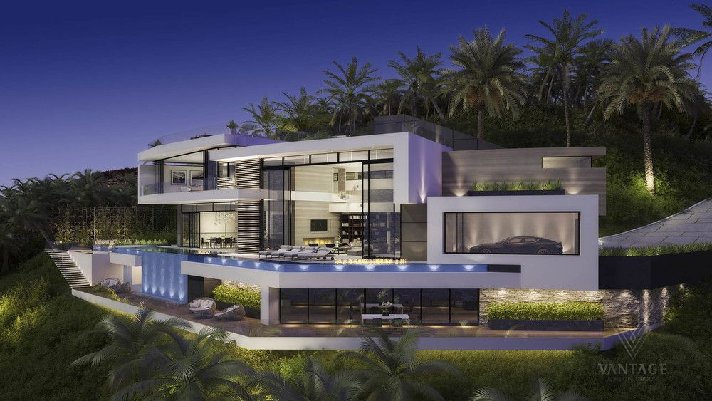 Exceptional Architecture Concepts From Vantage Design