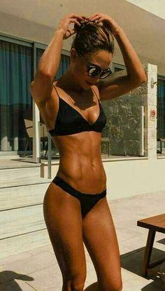 Bikini Crop Top   Nellie Nero