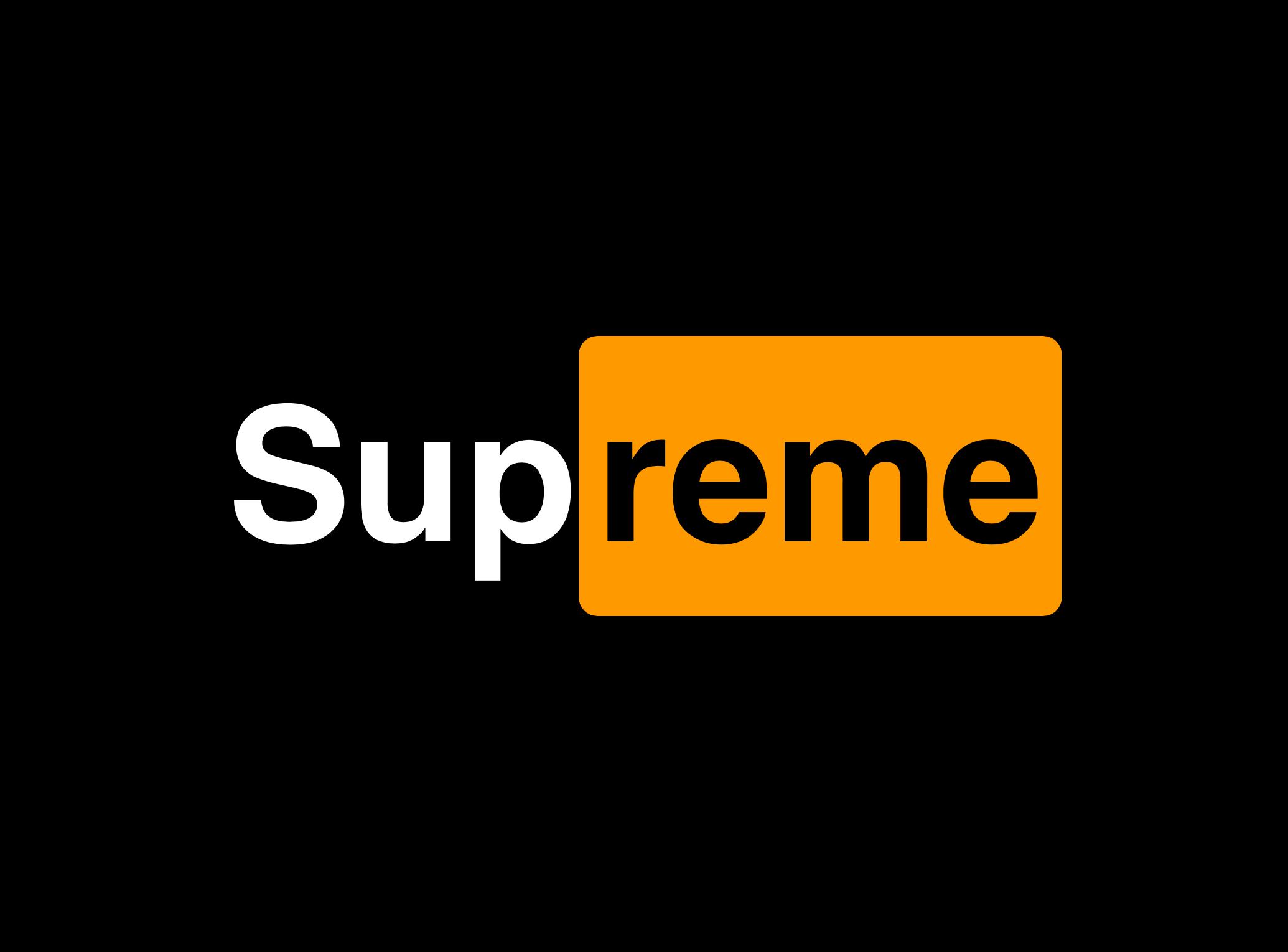 Supreme Supreme Wallpaper Supreme Iphone Wallpaper Supreme Sticker