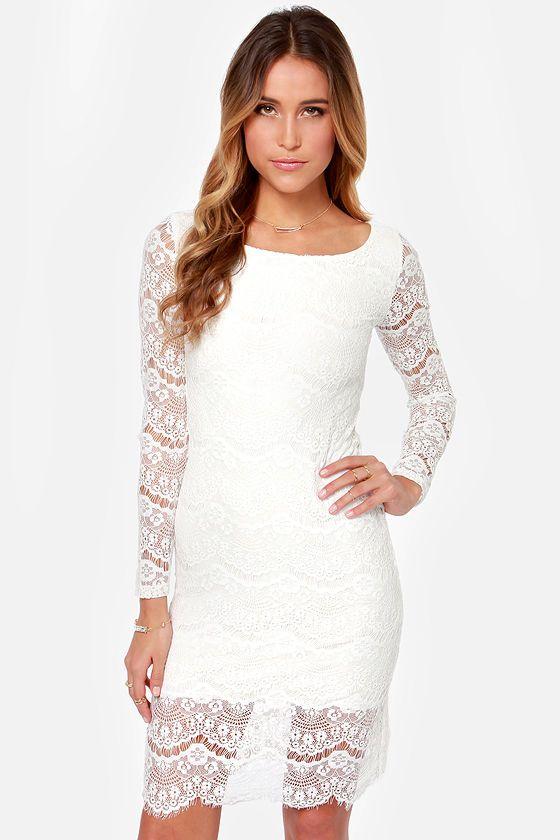 Blaque label lace dress