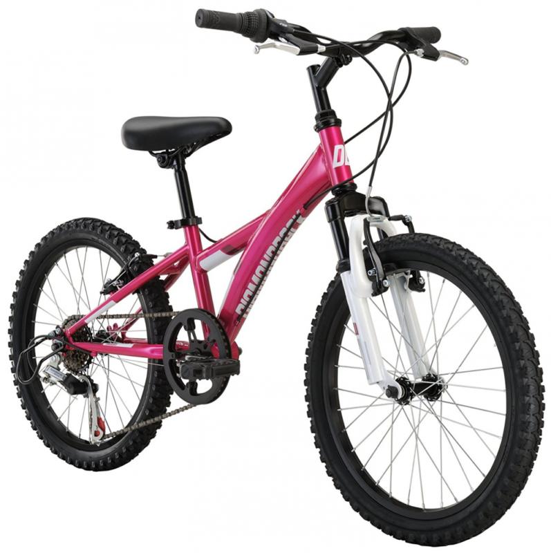 Diamondback Bicycles Tess Kid S Mountain Bike 20 Frame Pink