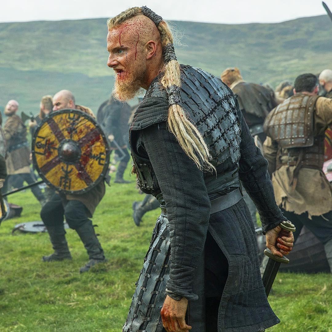 Bjorn Ironside Vikings Alexanderludwig Bjorn Bjornironside Viking Norse Nordic Vikings5 Bjorn Vikings Viking Hair Vikings