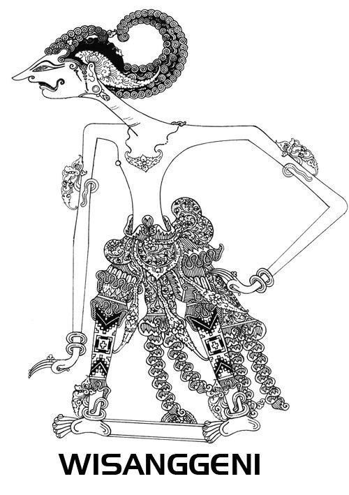 Arjuna Punya Banyak Istri Dan Juga Anak Baik Laki Laki Perempuan Berikut Nama Nama Putra Arjuna Yang Tragisnya Harus Gugu Indonesian Art Shadow Puppets Art