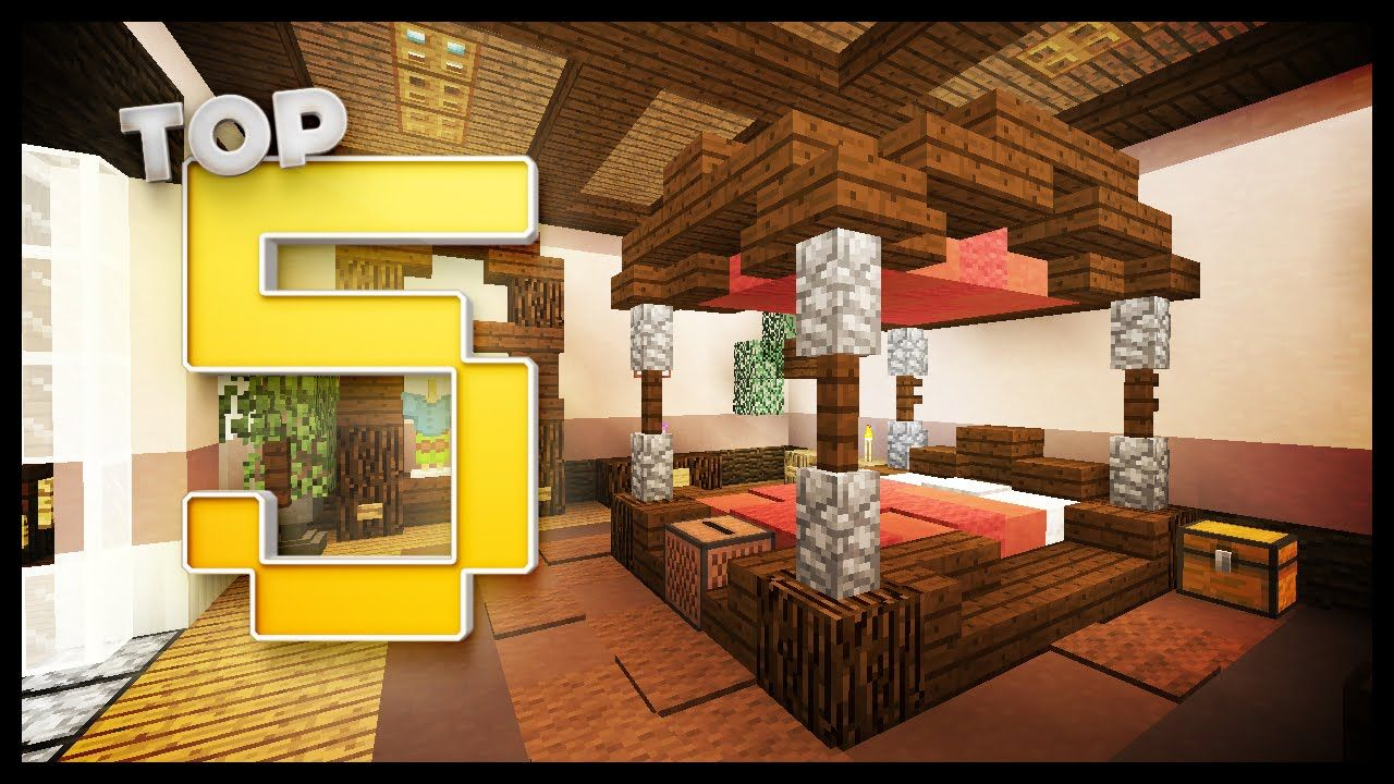 Minecraft - Bedroom Designs & Ideas. Bedroom Set ...