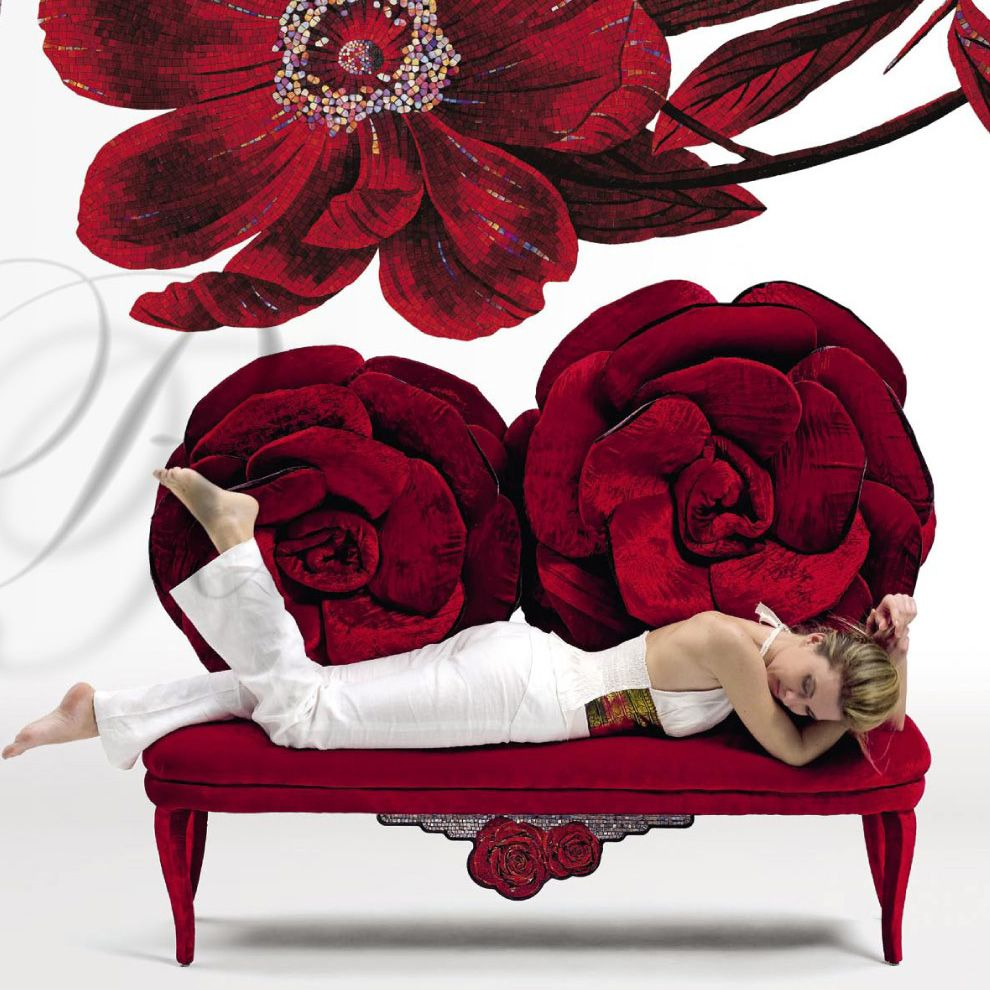 Sculpture By Velvet Furniture By Sicis