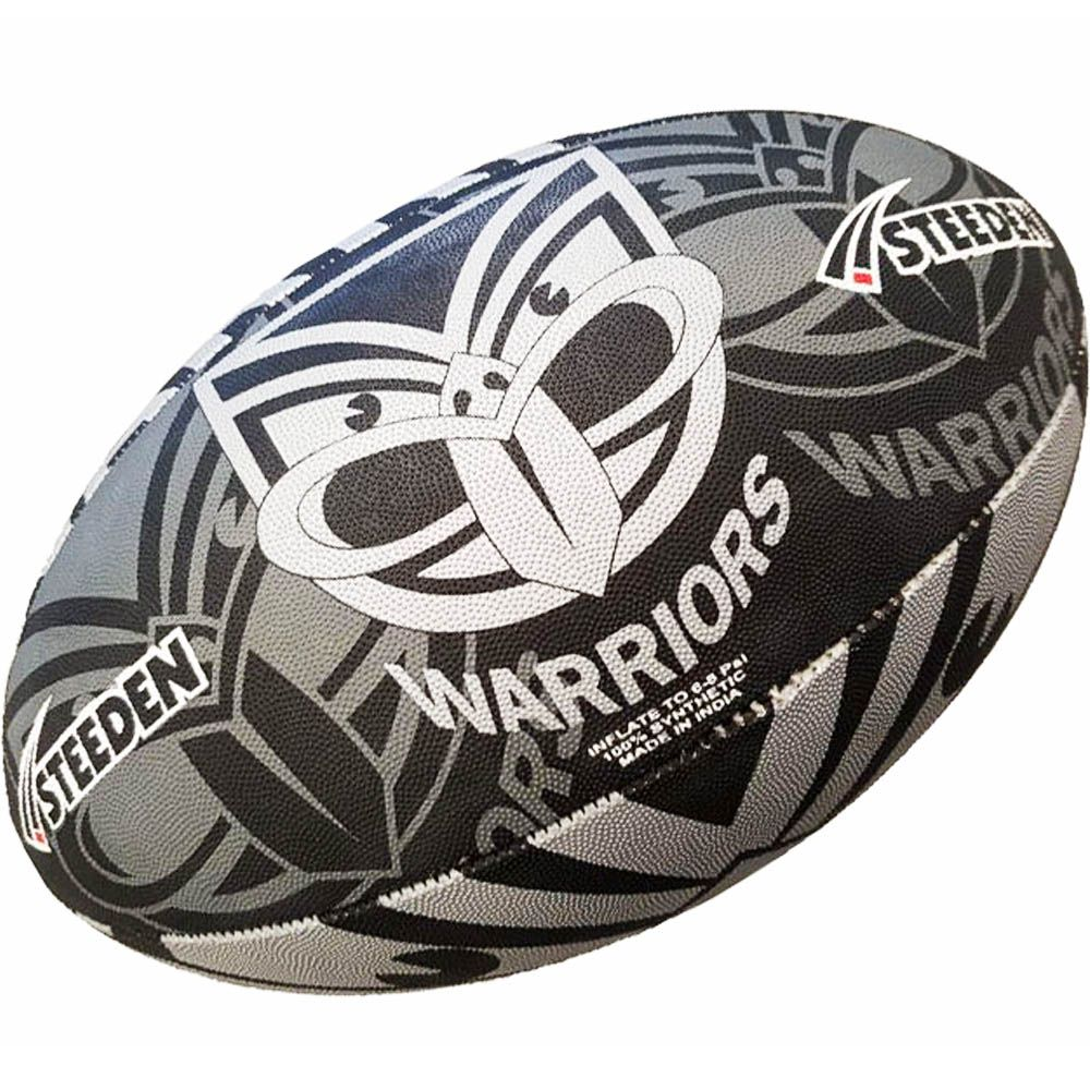 New Zealand Warriors Rugby League Supporter Ball By