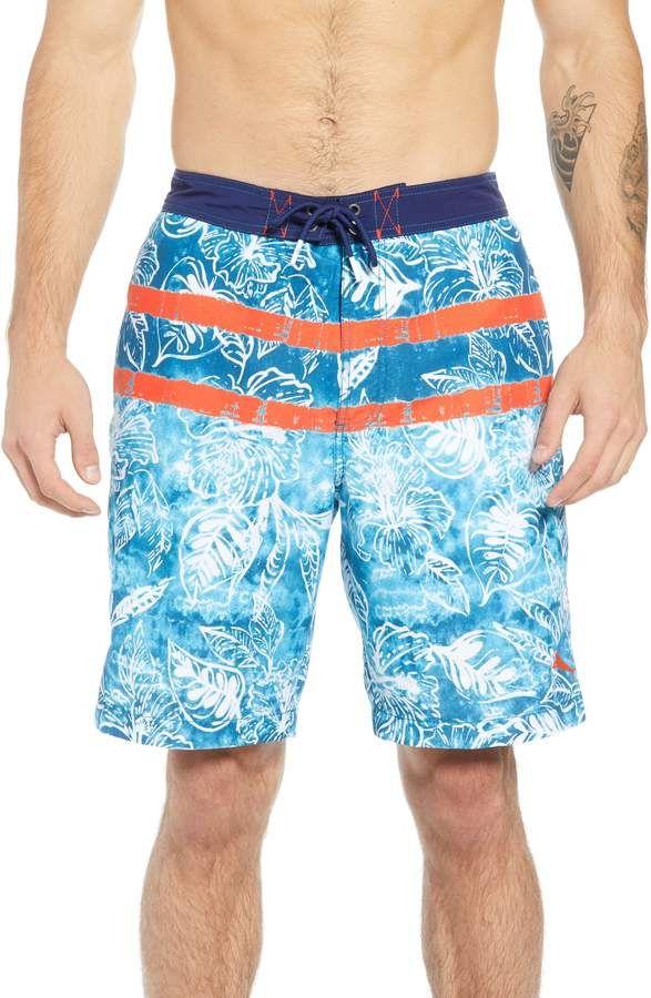fe0da5ae75 Tommy Bahama Baja Mar Batik Print Board Shorts | Products | Batik ...
