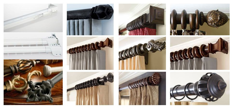 Custom Curtain Rods Drapery Hardware Finials From 8 Best Brands Can Be  Found At Windows Dressed Up Showroom In Denver. Custom Wood, Iron, Or Metal  Finishes.