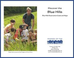 Blue Hills Guide & Trail Maps | Friends of the Blue Hills. About 30 minutes outside of the city