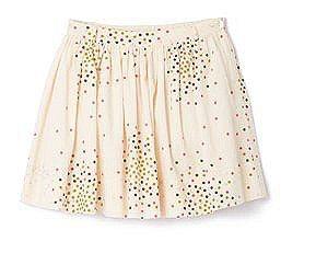 April Showers Dotted Skirt #ladida #ladidakids ladida.com