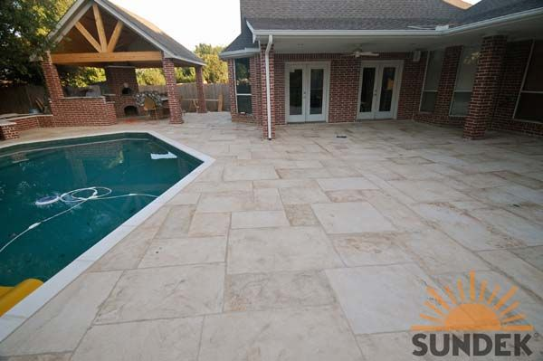 concrete pool deck resurfacing in san diego – sunstamp from