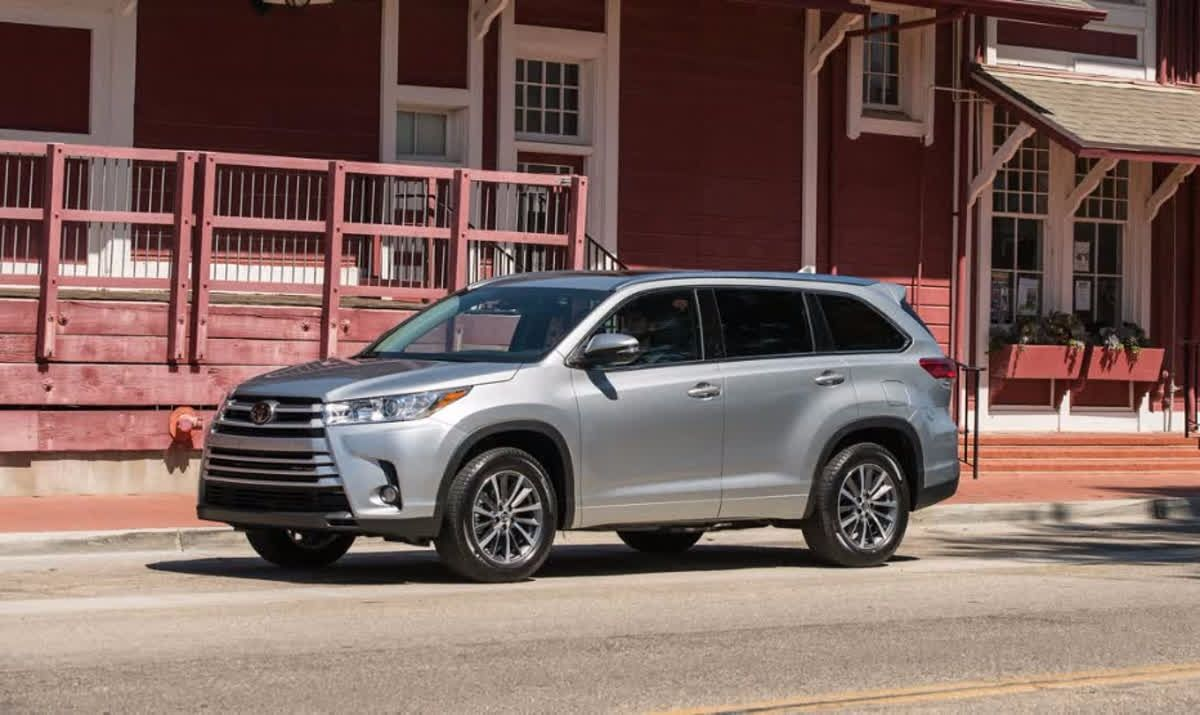 Amazing The #Toyota #Highlander Is Perfect For Young Families As Consumer Reports  Said, U201cIts Low Belt Line Allows Kids To See Outside, Not Just The Back Of A  ...
