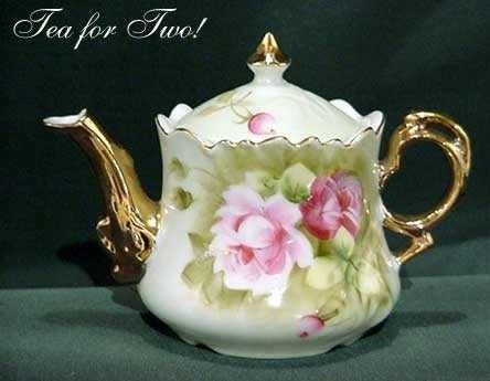 lefton teapot