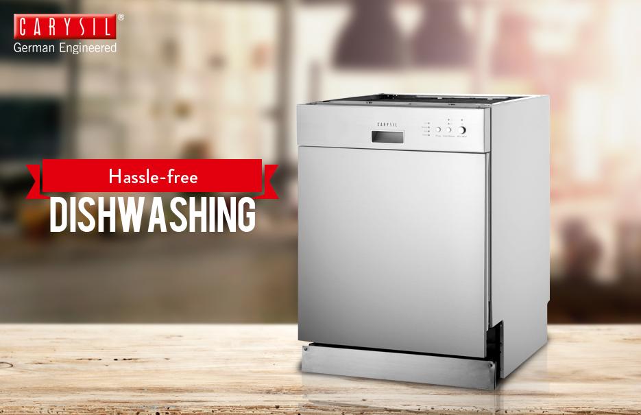 Add Ease To Your Life With Carysil S Dw 2 Dishwasher Carysilkitchen Granite Kitchen Sinks Kitchen Basin Dishwasher