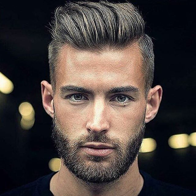 40 Hairstyles for Thick Hair Men's - Stylendesigns
