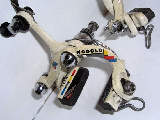Modolo Brakes | Cycling | Vintage bicycle parts, Bicycle