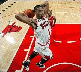 The Silliest Lawsuit Ever Against Derrick Rose.  Read more on our website