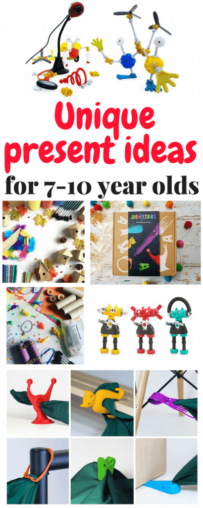 Unique Ideas for Christmas Presents for Children aged 7-10 ...