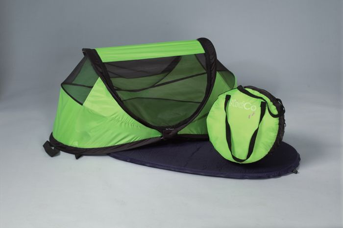 Pack and Play alternative - The PeaPod! That little bag there is the size it folds down to! Plus it has a self-inflating air mattress. & I USED THESE WITH THE TWINS! THEY ARE GREAT!! | Baby/kids ...