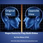 Students love this rope game with opposing views on lesson topics. They will:    ~ open lessons by engaging opposite views   ~ add researched opposing...