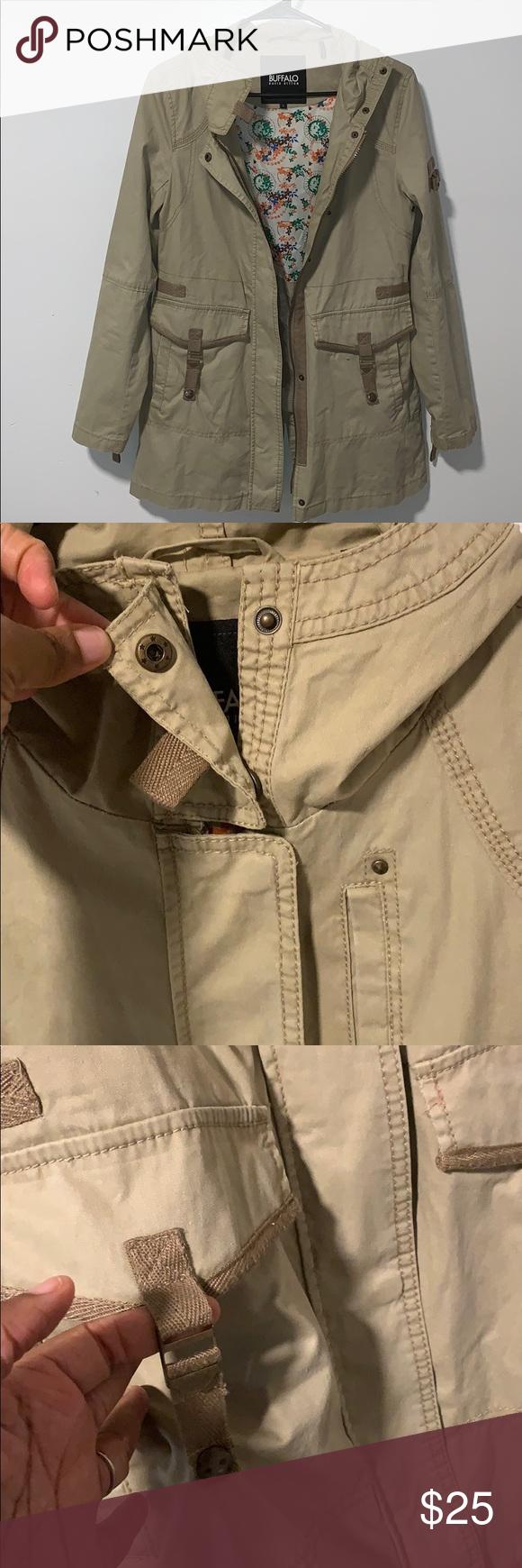Buffalo David Bitton Jacket Jackets Lightweight Coats Clothes Design [ 1740 x 580 Pixel ]