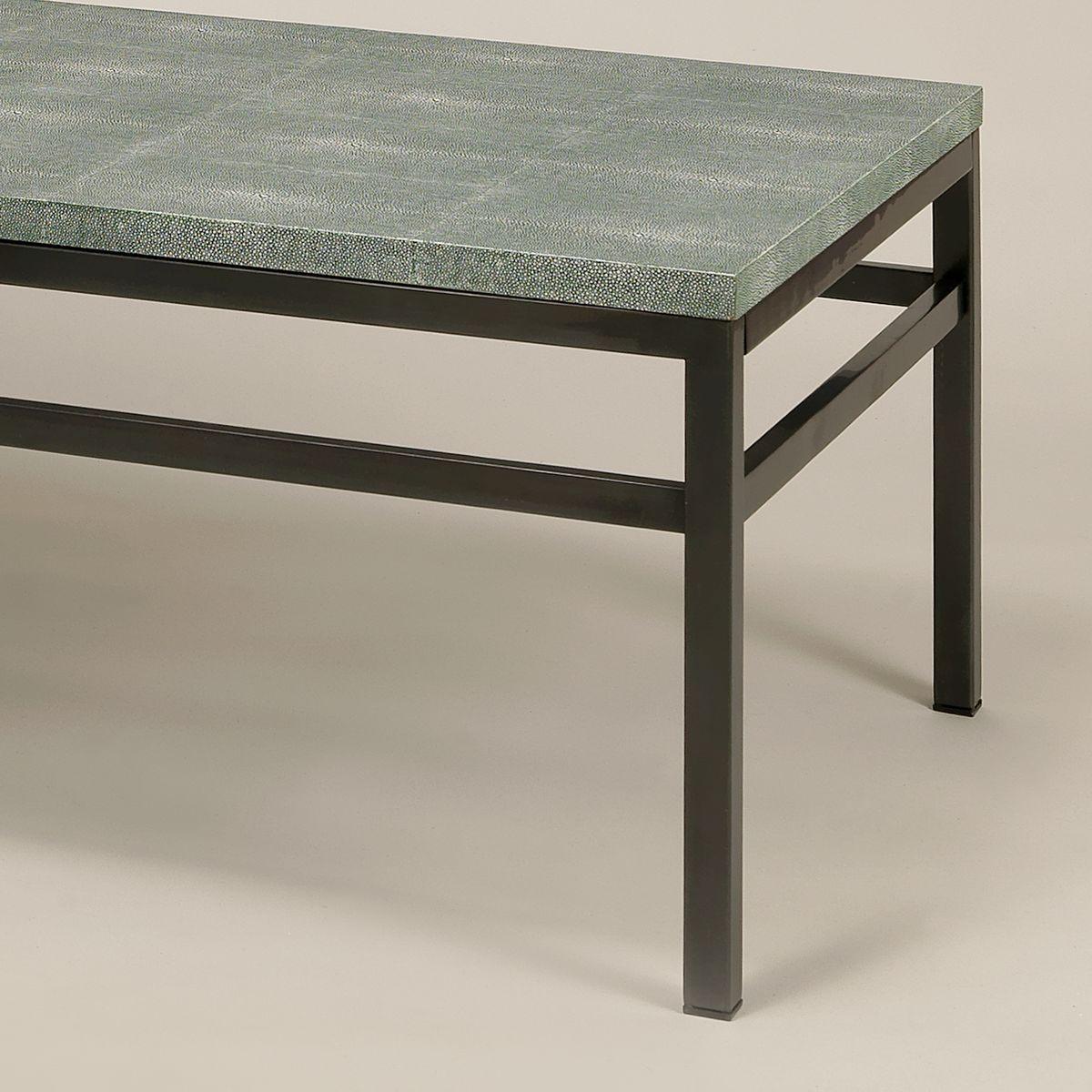 Ware Shagreen Coffee Table Vaughan Designs Shagreen