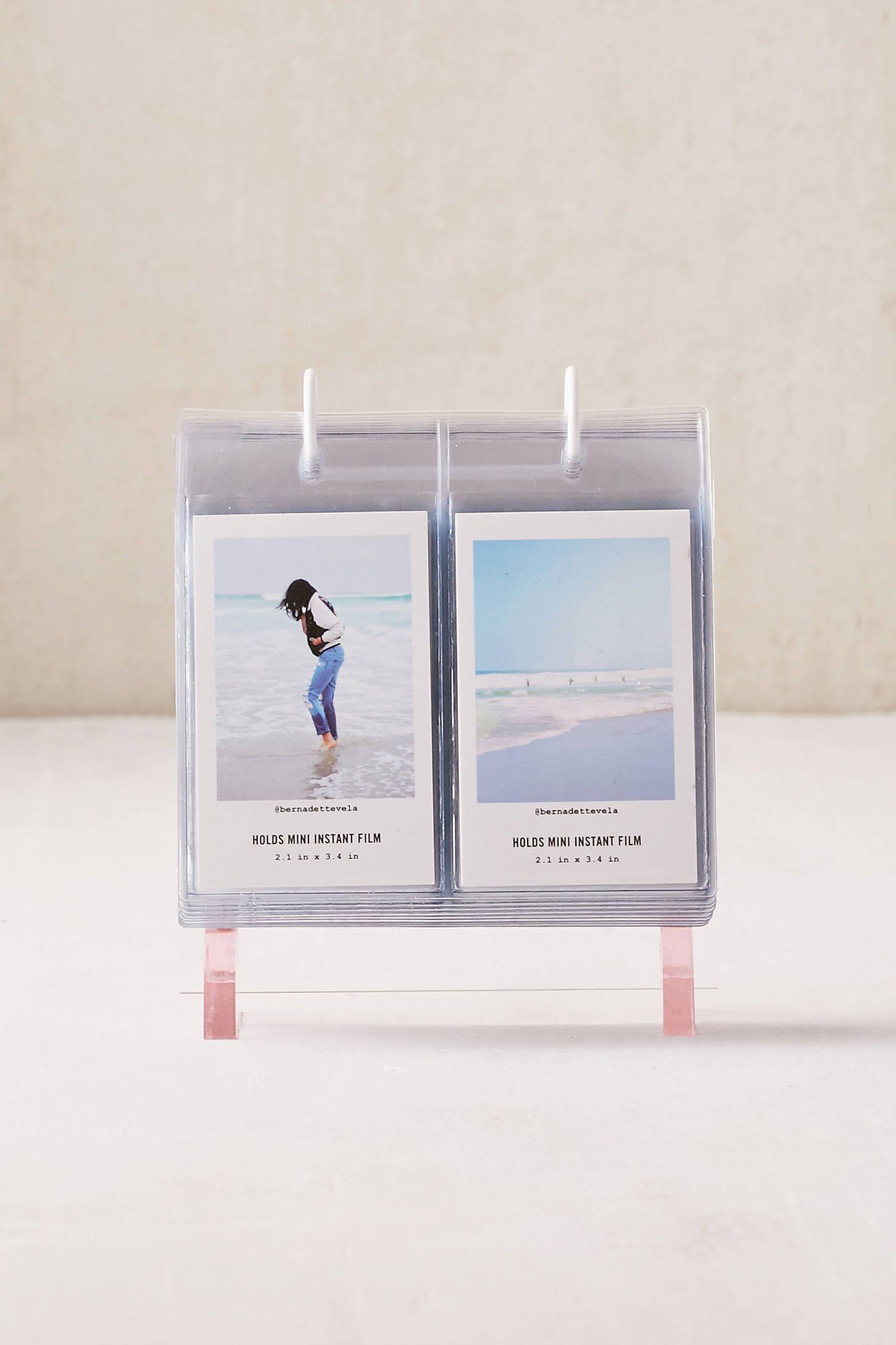 Mini Instax Acrylic Album Photo Frame | Seattle | Pinterest | Album ...