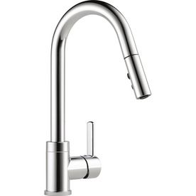 Peerless Apex Chrome 1 Handle Pull Down Kitchen Faucet P188152lf