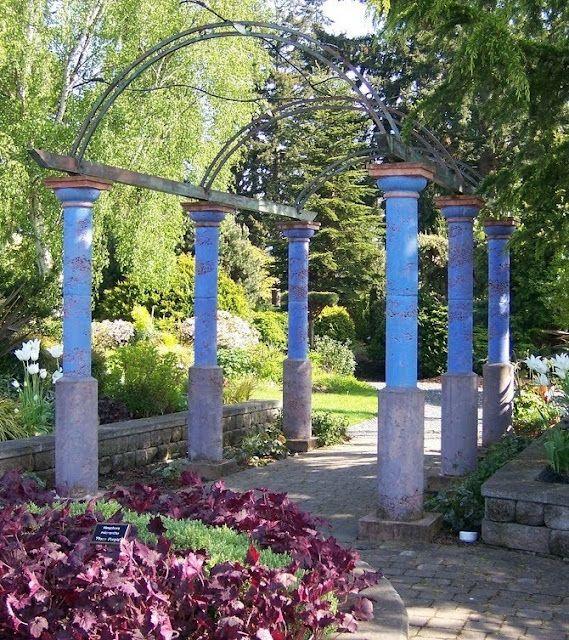 Evergreen Arboretum And Gardens Everett Washington Favorite Places Spaces Pinterest