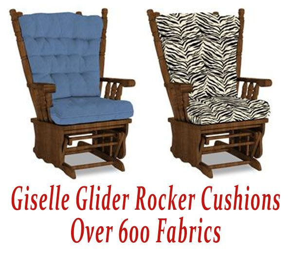Glider Rocker Cushions For Giselle Chair In 2019 Valentine S Foods