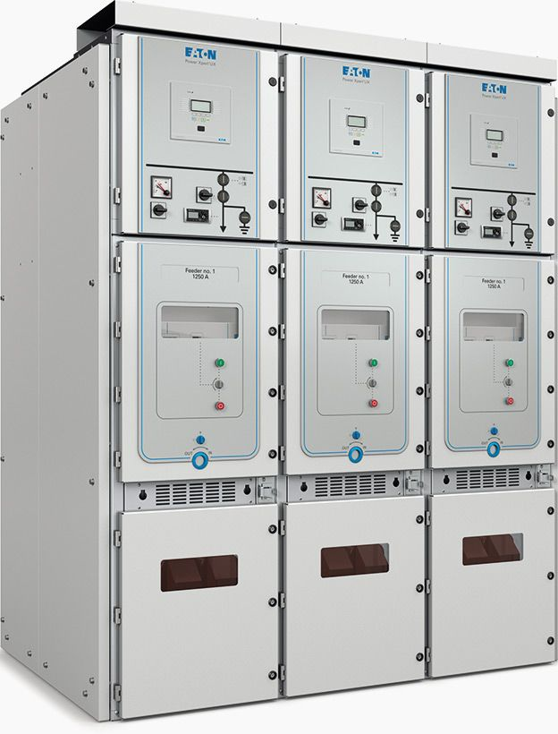 EATON  Power Xpert   UX  withdrawable medium voltage switchgear system in 2019   Ups system