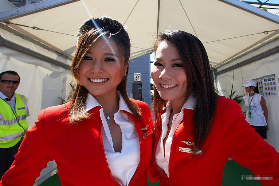 AirAsia flight attendants keep going red! Air hostess - air jamaica flight attendant sample resume