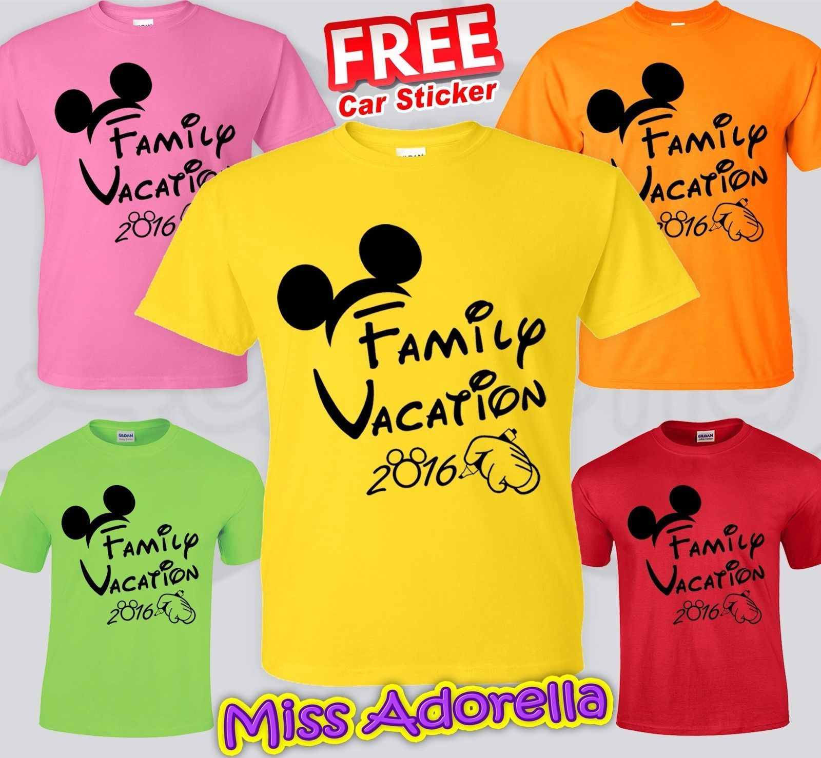 Disney family vacation shirts image by Linda Vernet on