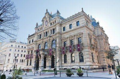 Palacio foral 1900 bilbao bilbao espa a bilbao y - Estudios arquitectura bilbao ...